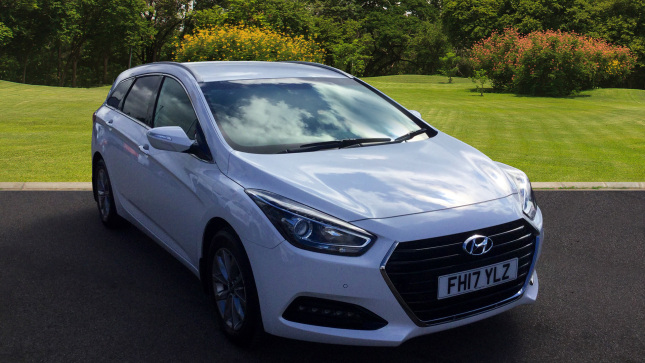 Hyundai i40 1.7 Crdi Blue Drive Se Nav Business 5Dr Diesel Estate